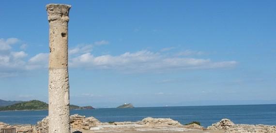 Nora città sommersa Sardegna