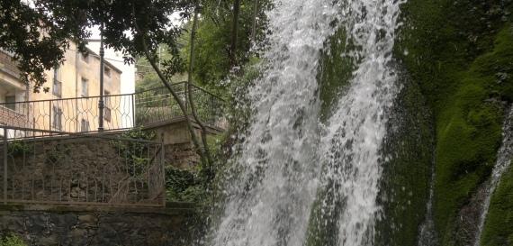 San Valentino cascata