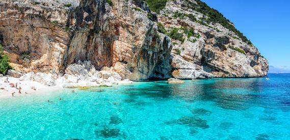 andare in Sardegna in macchina