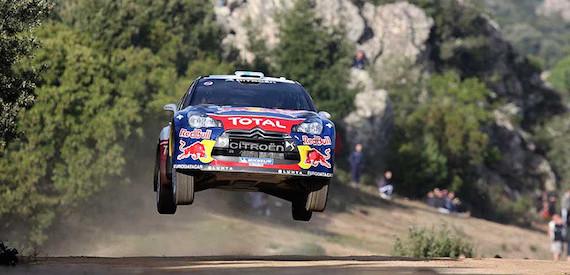 Rally Sardegna 2016