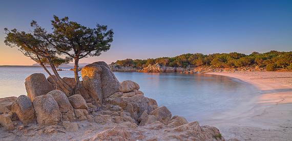 spiaggia Capriccioli Sardegna come arrivare