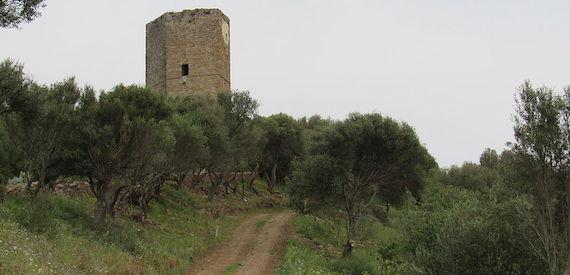 leggende della Sardegna: il castello di Casteldoria