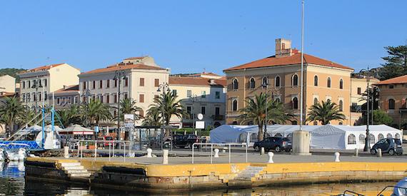 isole della Sardegna come arrivare
