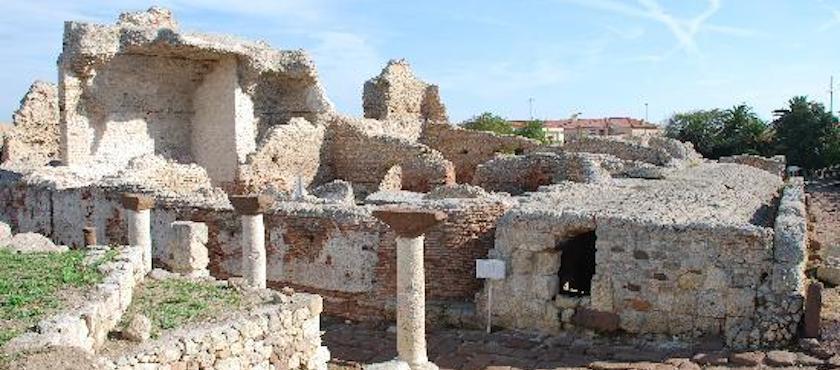 terme romane Porto Torres
