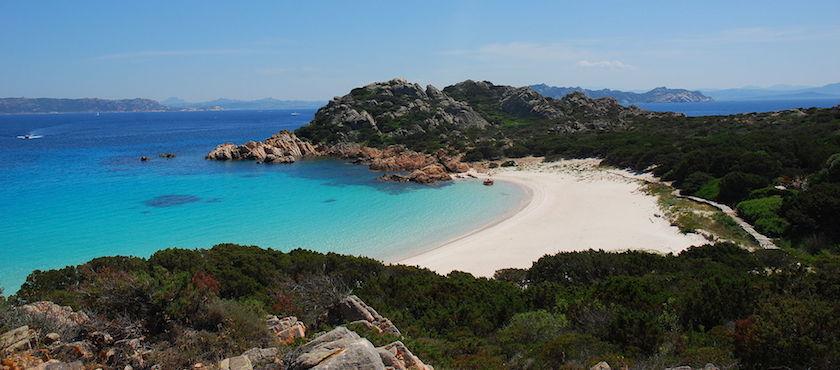 Spiaggia rosa Sardegna dove si trova
