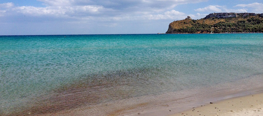 Cagliari: le spiagge per bambini