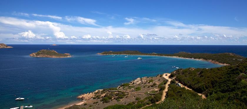 Sardegna costa est