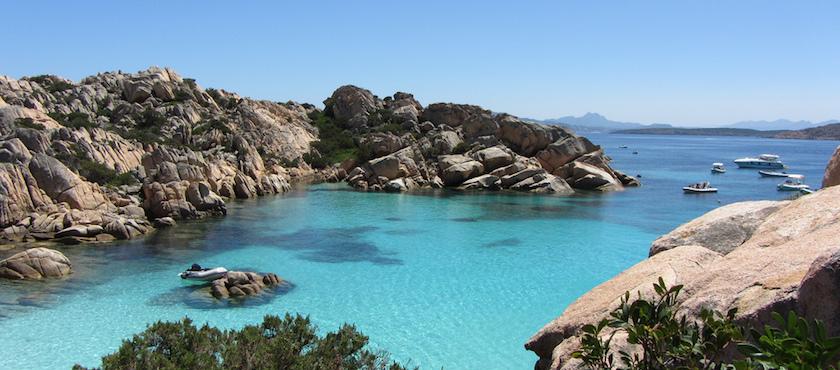 spiagge isola Caprera