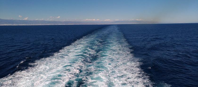 traghetti Sardegna posto ponte