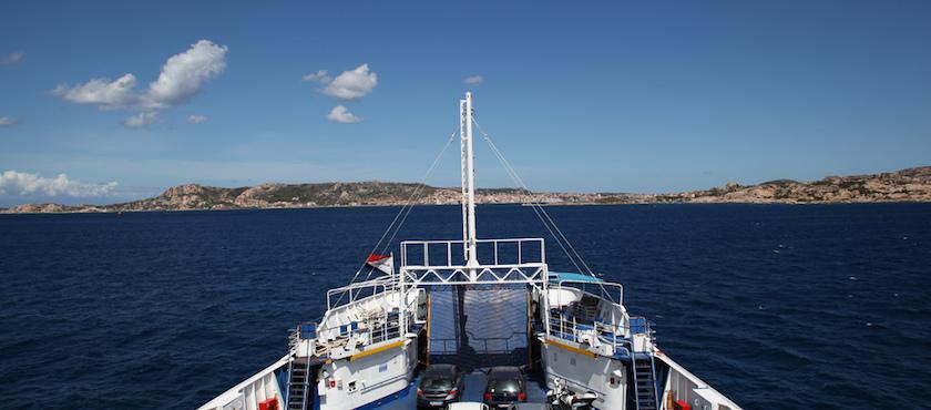 traghetti Sardegna in autunno