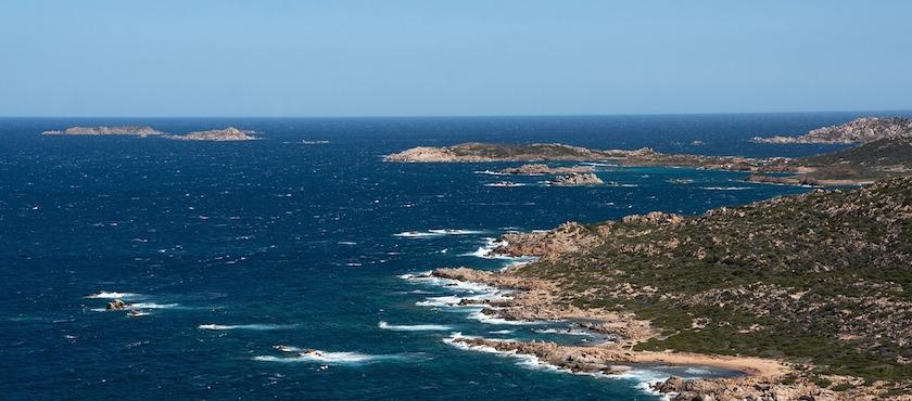 Isole Sardegna Cartina.Isole Della Sardegna Le 5 Piu Belle